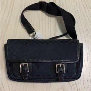 Coach Fanny waists pack black new w tags